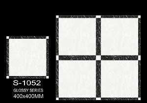 S-1052- 40x40 cm Ceramic Floor Tiles