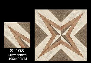 S-108 - 40x40 cm Ceramic Floor Tiles