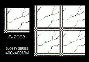 S-2063- 40x40 cm Ceramic Floor Tiles
