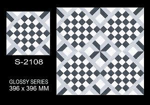 S-2108- 40x40 cm Ceramic Floor Tiles
