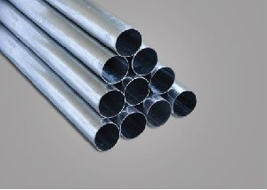 Galvanized Steel Round Pipes