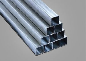 Galvanized Steel Square Pipes