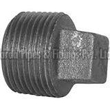 Square Head Plug Threaded Fittings
