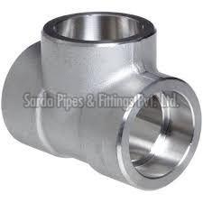 Socket Weld Tee Fittings