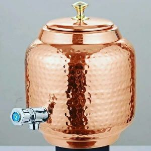 Copper Water Container