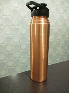 Sipper Copper Water Bottle