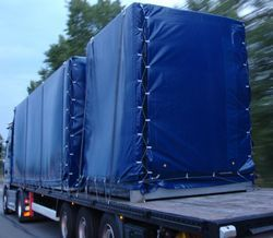 HDPE Wagon Covers