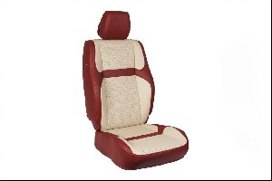 U-Volt V.MEG Mehroon Car Seat Covers