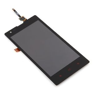 Mobile LCD Display