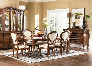 Dining Table Set 02