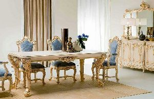 Dining Table Set 05