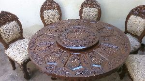 Dining Table Set 08