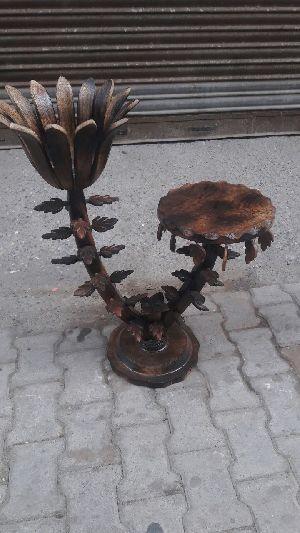 Wooden Flower Pot 16