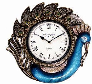 Wooden Wall Clock 07