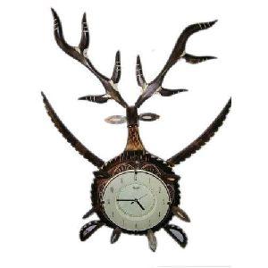 Wooden Wall Clock 09