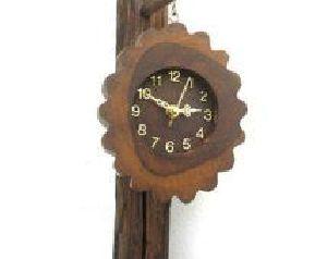 Wooden Wall Clock 10