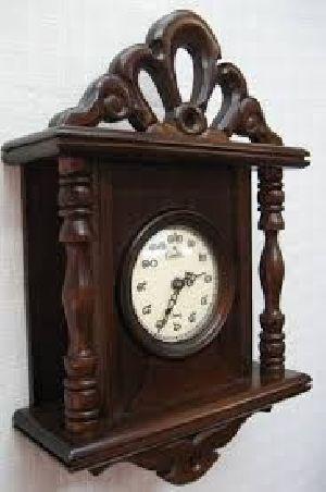 Wooden Wall Clock 11