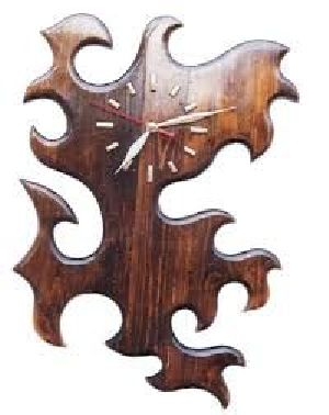 Wooden Wall Clock 16