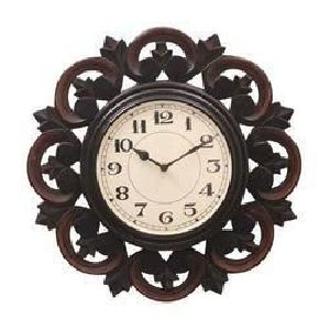 Wooden Wall Clock 22