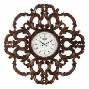 Wooden Wall Clock 23