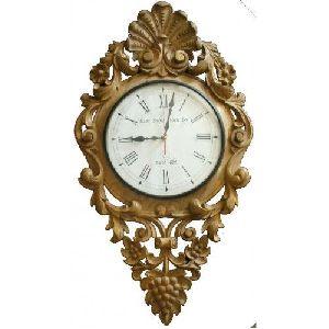 Wooden Wall Clock 26