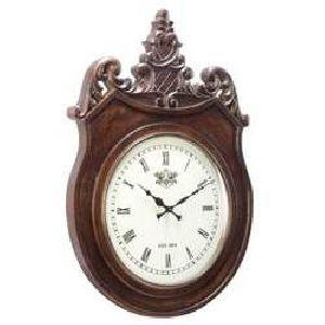 Wooden Wall Clock 28