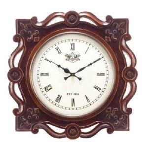 Wooden Wall Clock 29