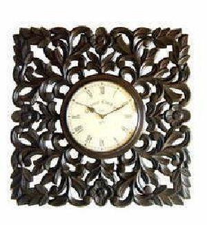 Wooden Wall Clock 30
