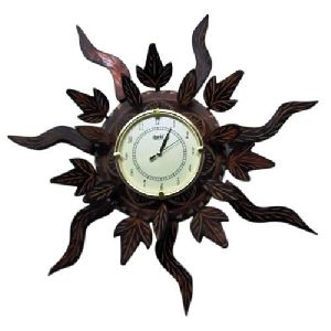 Wooden Wall Clock 31