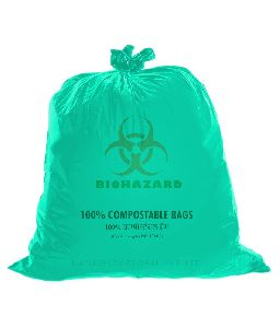 Compostable Bio Waste Bags