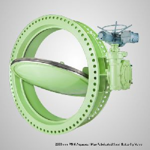 Fabricated steel BUTTERFLY VALVE