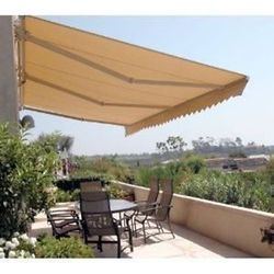 Wall Mounted Retractable Awnings