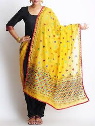Ladies Cotton Dupatta