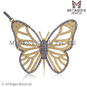 Butterfly Pendant Women Jewelry