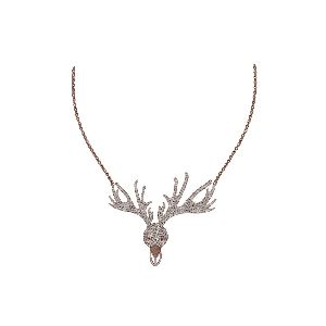 Swamp Deer Necklace