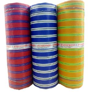 Hdpe Monofilament Tricolor Fabric