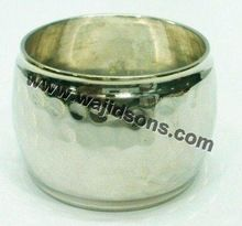 Bronze napkin ring,