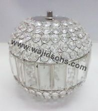 WEDDING CENTER PIECE CRYSTAL VOTIVE