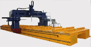 I Beam Drilling Machine