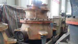 Sandvik Superior Cone Crusher Spare Parts