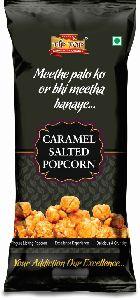 Caramel Salted Popcorn
