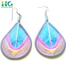 Embroider Earrings