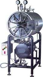 AUTOCLAVE HORIZONTAL HIGH PRESSURE Machine