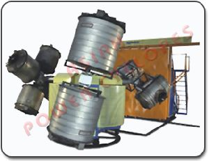 Plastic Water Storage Tanks Making Machines