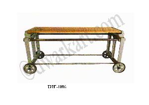 Rolling Industrial Table
