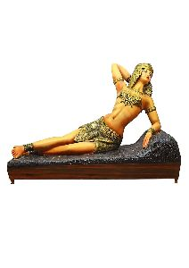 Egyptian Queen Cleopatra Statue