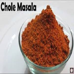 CHANNA MASALA SPICES