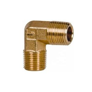 Brass Metal Elbow