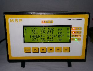 Digital Air Gauge Unit 02