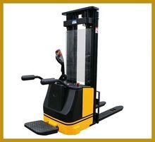 Double Mast Electric Stacker